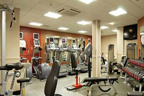 Hilton Stansted Gym