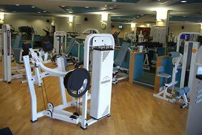 GatwickCopthorne Effingham Gym