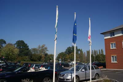Holiday Inn Express Gatwick Parking