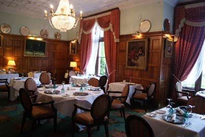 Stanhill Court Gatwick Dining Room