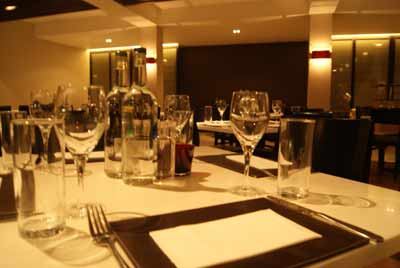 Heathrow Crowne Plaza Restaurant
