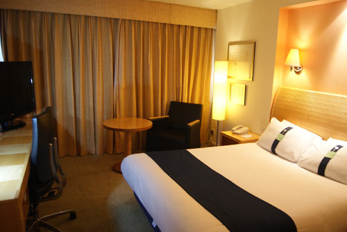 Holiday Inn Gatwick Airport room